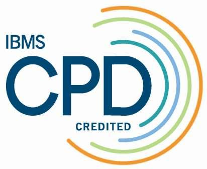 CPD credited logo